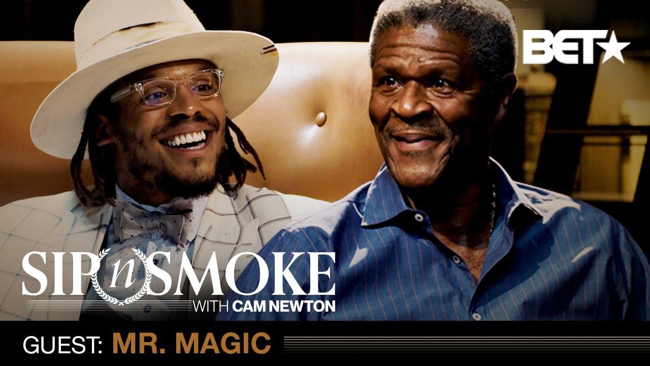 Magic City's 'Mr. Magic' Reveals How He Created ATL's #1 Strip Club   Sip 'N Smoke With Cam Newton