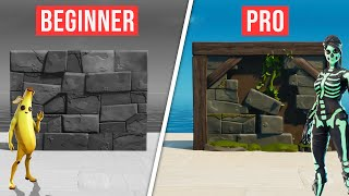 How to make Custom Walls in Fortnite Creative [20+ Examples]
