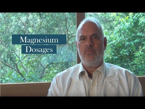 Magnesium Dosages