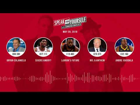 SPEAK FOR YOURSELF Audio Podcast (5.30.18) with Colin Cowherd, Jason Whitlock | SPEAK FOR YOURSELF