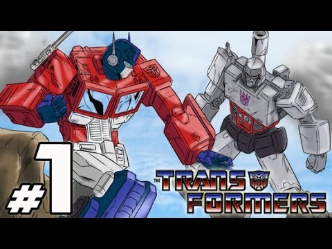The Transformers - Autobot Campaign - PART 1 - Booo Ya for G1!!!