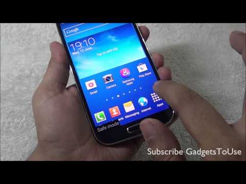 Answer   Uninstall Crashing Apps in Safe Mode on Samsung Galaxy S4