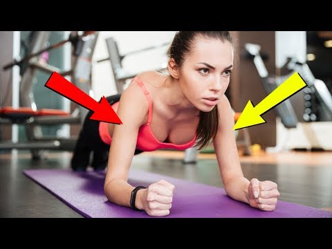 12 Easy Exercises To Get In Shape FAST!