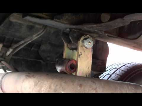 Installing 6 inch shackles on my 1986 Toyota 4runner