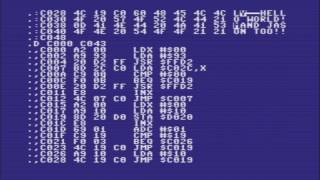 Commodore 64 Part 3: Intro to 6502 Assembly - PakVim net HD