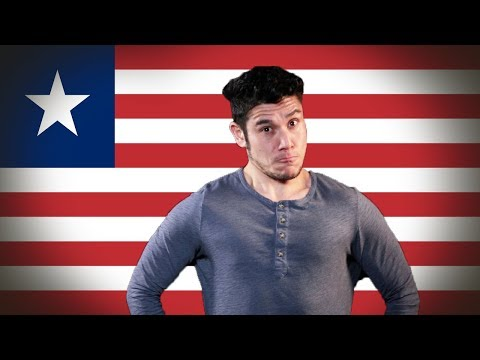 Flag/ Fan Friday LIBERIA (Geography Now!)