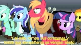 Lord of the Rings Re enacted by Ponies Sub Español.