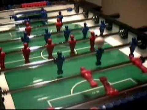 Foosball skills