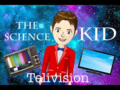 How do Televisions Work? - The Science KID