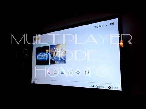 How to setup Nintendo Switch Multiplayer Skylanders Imaginators
