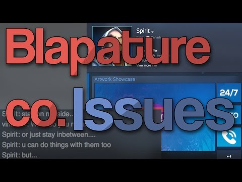 TF2: Blapature Co. VS Spirit.tf [Live Commentary]