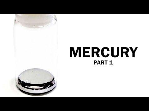 Making Mercury Metal