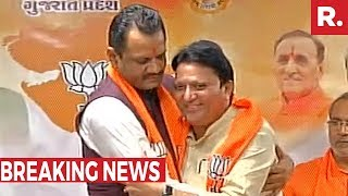 3 Congress MLA Leave Party To Join BJP