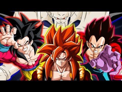 SSJ4 Goku & SSJ4 Vegeta vs Omega Shenron | DBZ Budokai HD Collection