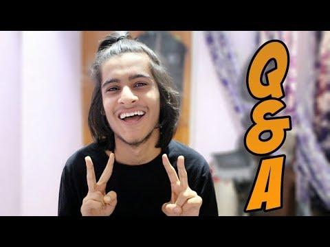 I MET DHINCHAK POOJA! Q&A EPISODE 6 #AskNaman