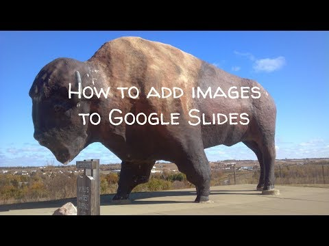 How to Add Images to Google Slides