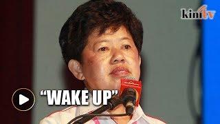 Gerakan Wanita chief: Chinese must 'wake up'