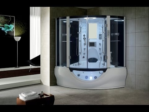Luxury Valencia Steam Shower by MayaBath.com