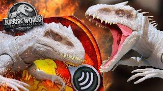 NEW INDOMINUS REX TOY!! - Jurassic World Fallen Kingdom Toys