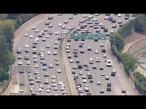 Worst traffic times to drive in LA during Thanksgiving holiday   ABC7