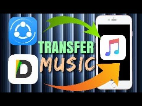 Transfer Music From Third-Party Apps Directly To Stock Music App On iPod,iPhone,iPad No Jailbreak