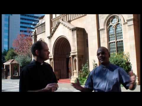 Welcome Fr Gilbert Mardai SJ - New Parish Priest at Holy Trinity
