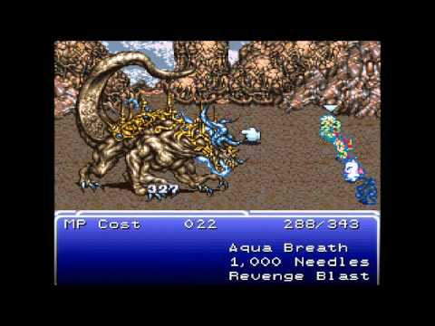 Final Fantasy VI - Ultima Weapon (2011)