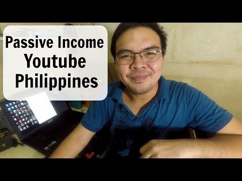 Free Passive Income - How to Make Money Online on Youtube Philippines 2017