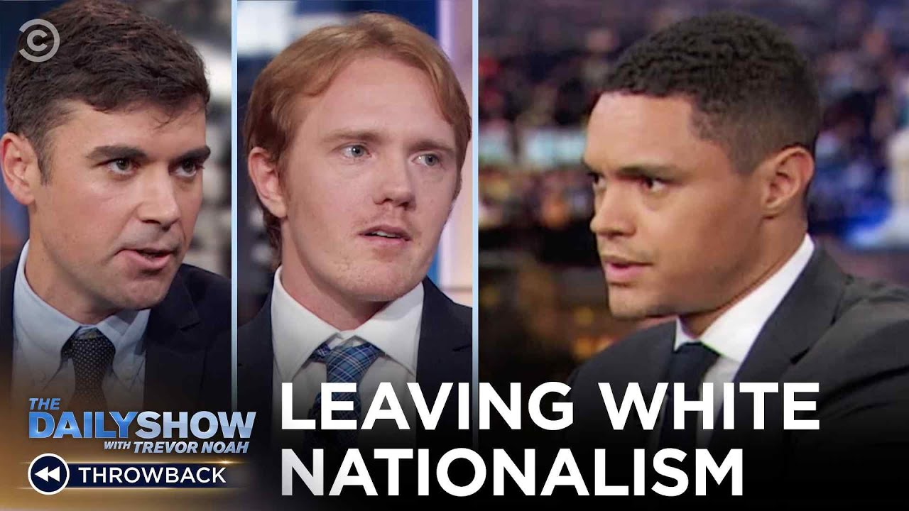Eli Saslow & Derek Black - Leaving the KKK and White Supremacy | The Daily Show
