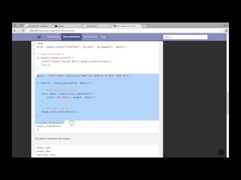 #10 How to: Code a Chatroom in PHP, MySQL, HTML in an hour.