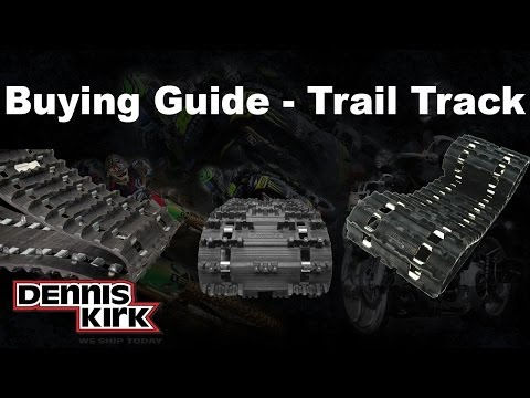 Buying Guide - Types of Trail Snowmobile Tracks (Sled Tracks)