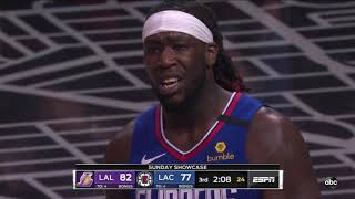 Lakers Team Highlights vs. Clippers - March 8, 2020