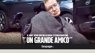 """Le ultime parole di Hawking: """"Ecco cosa voglio sulla mia lapide"""""""