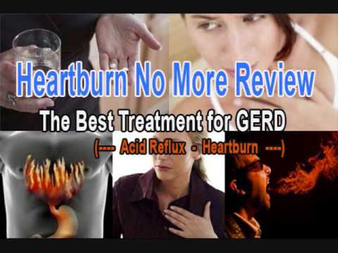 Heartburn At Night -  Night Effects of Heartburn