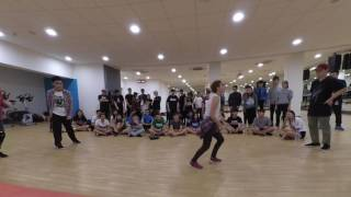 Peter Piper picked a peck of pickled peppers vs PPAP (COA 2016 Auditions)