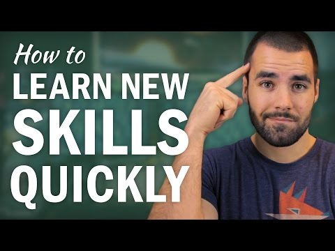 How to Learn a New Skill Quickly: A 4-Step Process