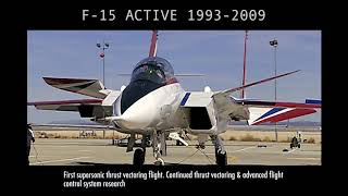 """""""X-Planes: Discovery Through Flight"""" Video - Derivative Experimental & Research Aircraft (Testbeds)"""