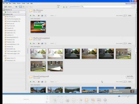 FREE Picasa 3 Photo Editor