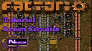 Factorio Tutorial - 5  Red and Green Science - PakVim net HD