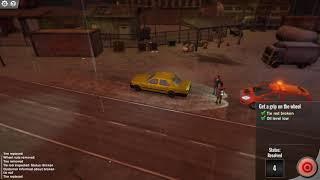 Roadside Assistance Simulator 2019/05/13 18:29:43