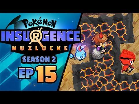 MY DUDE... WE'RE FACING THE INFERNAL CULT - Pokémon Insurgence Nuzlocke (Episode 15)