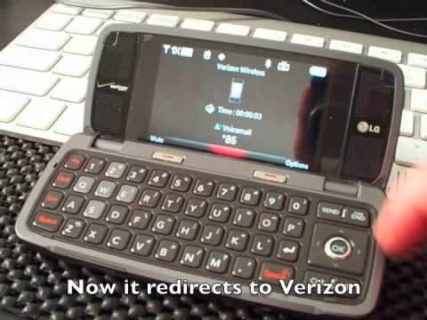 How to switch between YouMail and the Verizon Voice Mail system