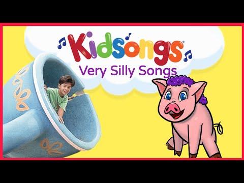 Very Silly Songs by Kidsongs    Best Kids Songs Videos, music, nursery rhymes for Kids   PBS Kids