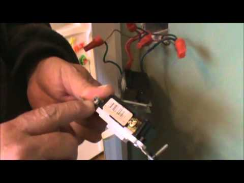 How To Install or Replace A 3 way Dimmer Switch