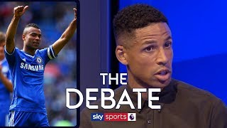 Who is the greatest LB in Premier League history; Patrice Evra or Ashley Cole? | The Debate