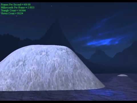 DirectX 9.0c Coursework 2010