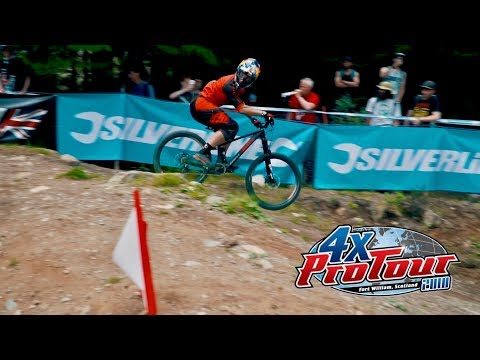 2018 4x Pro Tour RND - 3 // Fort William