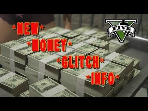 GTA 5 Online *New* Money Glitch Duplication Glitch Give Cars To Friends Glitch After Patch 1.42