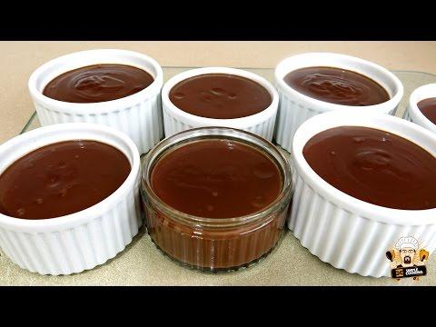 HOW TO MAKE CHOCOLATE POTS EASY DIY RECIPE