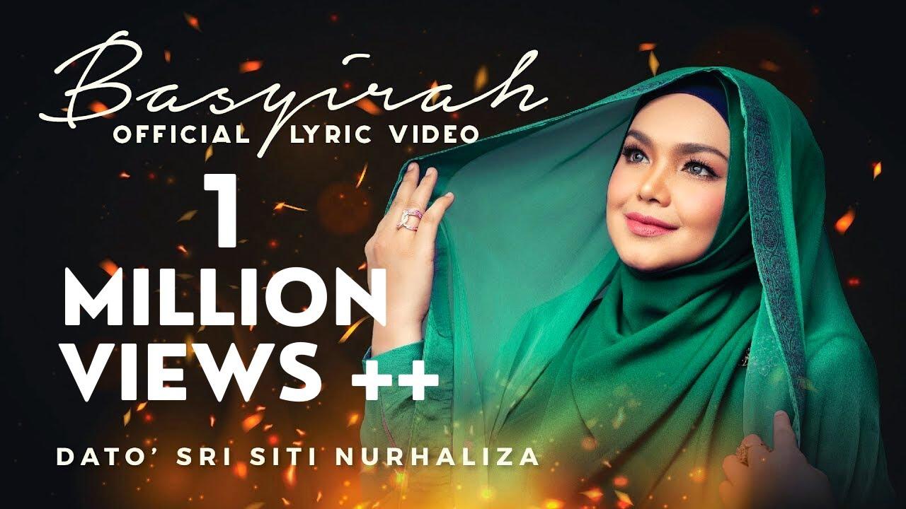 Download Basyirah - Dato' Sri Siti Nurhaliza MP3 Gratis
